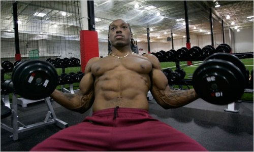 Muscular Gentleman