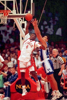 1990 NCAA Championship Game: UNLV crushes Duke