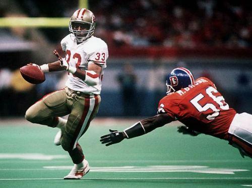 Super Bow XXIV : 49ers 55 Broncos 10