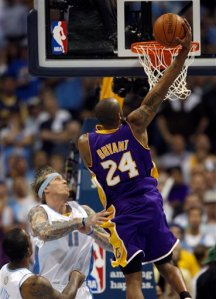 Former MVP Kobe Bryant