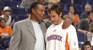 The Suave Gentry Enjoys Casual Friday's with Steve Nash