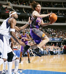 2-Time NBA MVP Steve Nash
