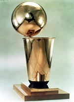 None of These Teams Got to Raise the Larry O'Brien Trophy