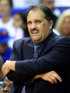First Porn Star to Coach a Team to an NBA Finals Win