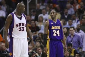 Shaq Asking Kobe How A Certain Part of his Body Tastes